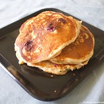 Citrus Berry Pancakes
