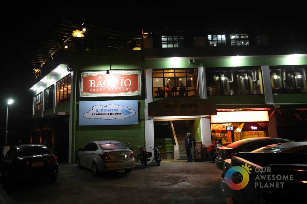 Craft Brewery Baguio Baguio Craft Brewery is