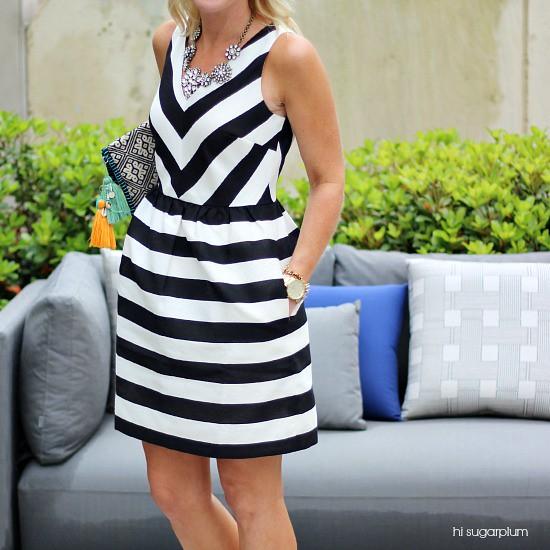 Hi Sugarplum | Stripes 3 Ways