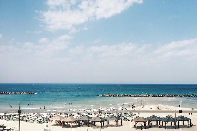 8 Spots For Full Relaxation In Tel Aviv