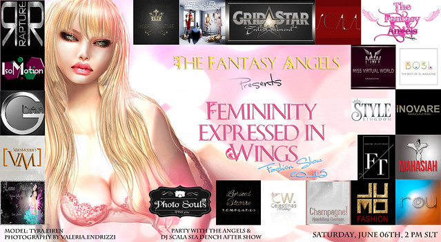 FANTASY ANGELS POSTER