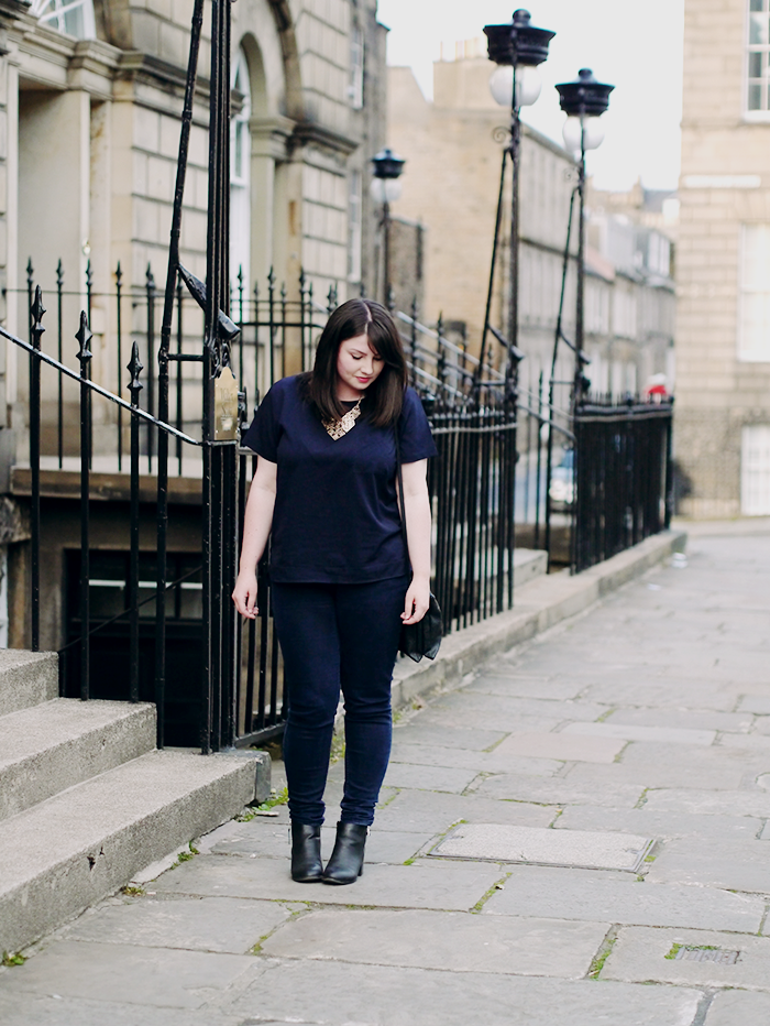 house of fraser jeans outfit 2