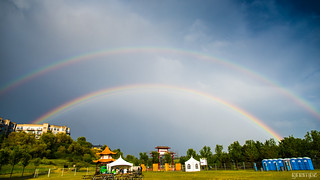 double rainbow | by Grempz