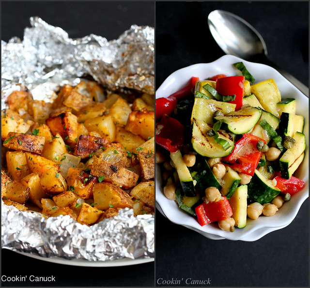 Grilled Side Dish Recipes | cookincanuck.com