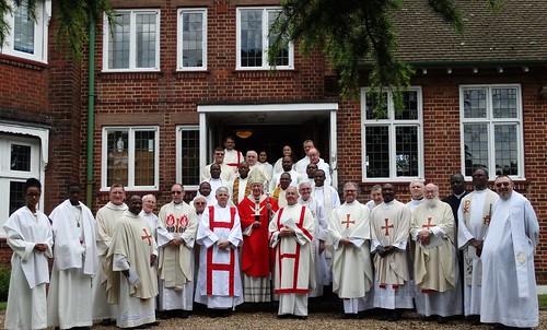 150525 - Farewell Mass with Spritians - Bickley