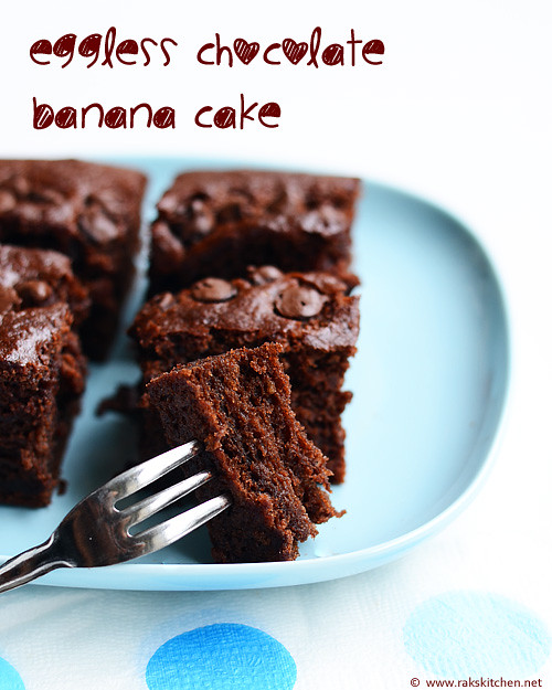 chocolate-banana-cake