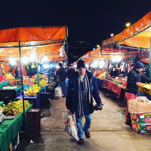 Feria Libre de la Avenida Argentina #Valparaíso #Chile