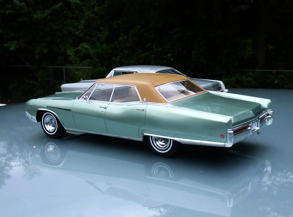 Diecast Car Forums - BoS' 1968 Buick Electra 225 (PICS ...