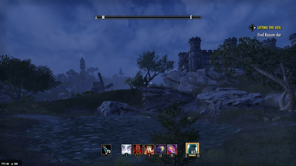 how to dance in eso console