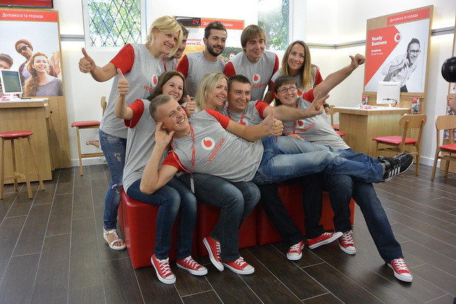 Vodafone Рівне