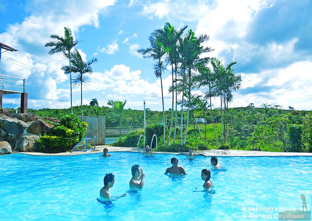 8 Caliraya Mountain Spring Marina Resort - Swimming Pool