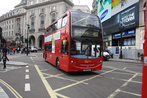 London General E190 SN61BJK