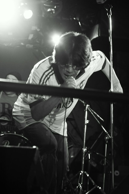 FLEA live at Outbreak, Tokyo, 24 May 2015. 231