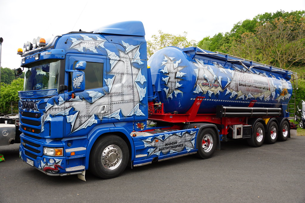 scania r420 koch transporte focus hele flickr