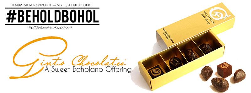 Ginto Chocolates