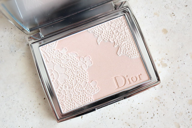 Dior Poudrier Dentelle from Spring 2010