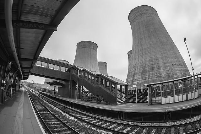 East Midlands train station