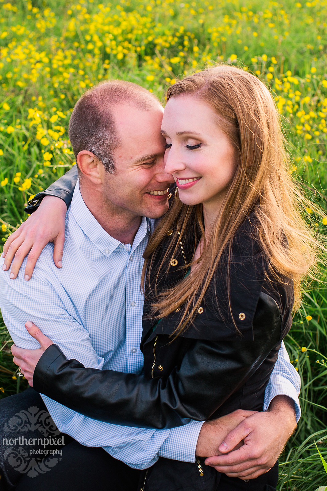 Engagement Session Prince George BC