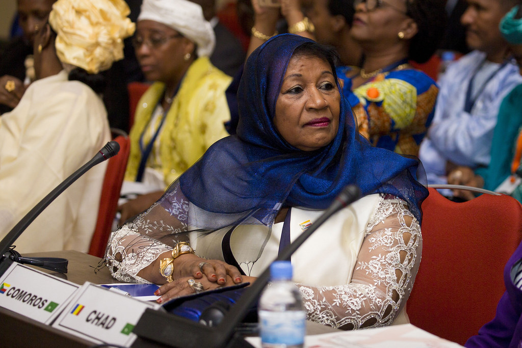 Comoros First Lady