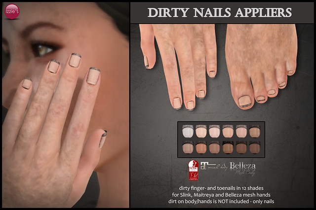 Dirty Nails (for MBA)
