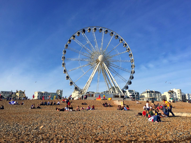 Orgullo Gay de Brighton brighton - 28867406056 933a522943 o - Brighton, la playa de Londres