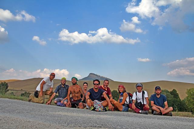 Irpinia Sponz Trekking 2016 ( 4°Giorno Cairano)