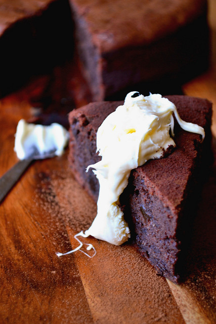 Recipe for Chocolate Prune Cake