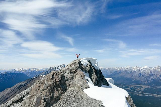Scrambles - Mt. Lawrence Grassi 2015-12