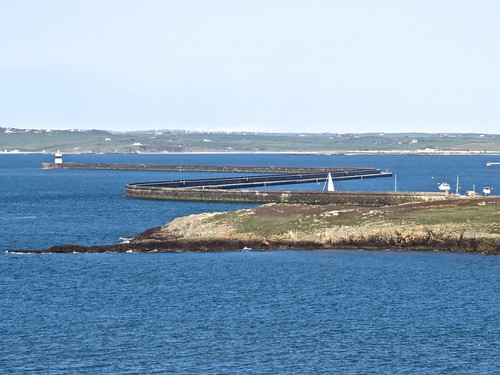 318 The Holyhead Breakwater