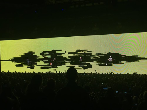 Opening concert of the U2 iNNOCENCe & eXPERIENCe Tour in Vancouver