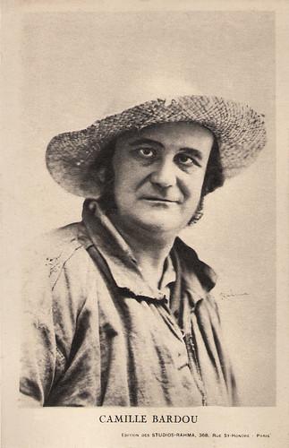 Camille Bardou in Les mystères de Paris (1922)