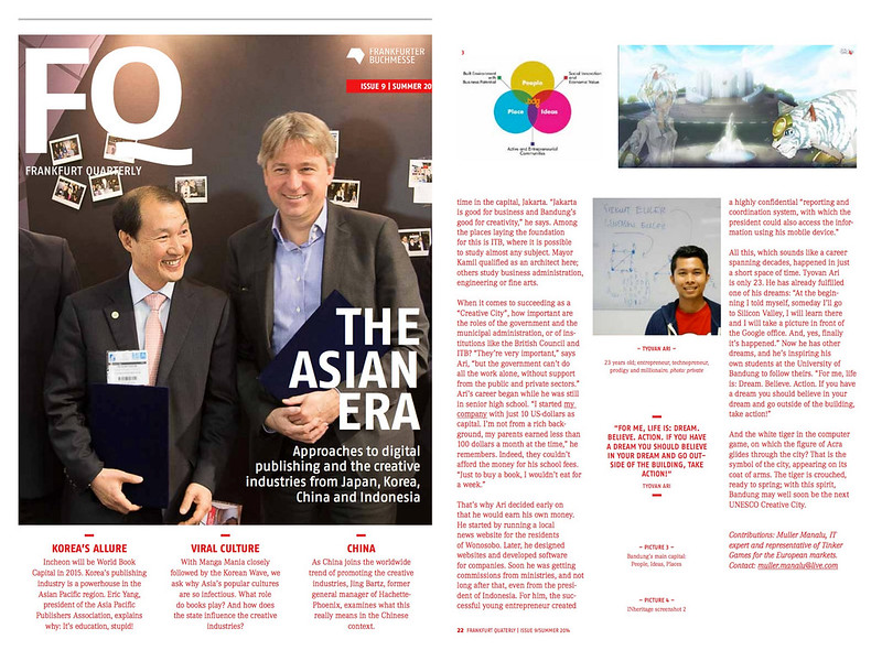 frankfurt quarterly germany magazine tyovan ari widagdo