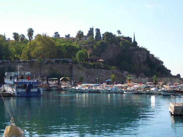Antalya 碼頭區