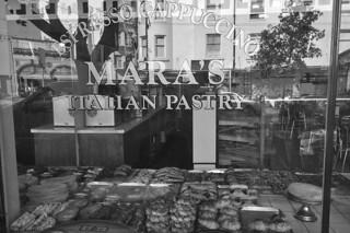 North Beach - Italian pastries