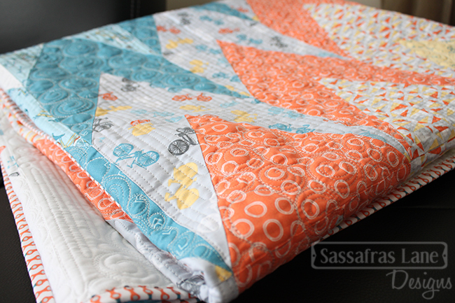 Firelights Lane Cover Quilt