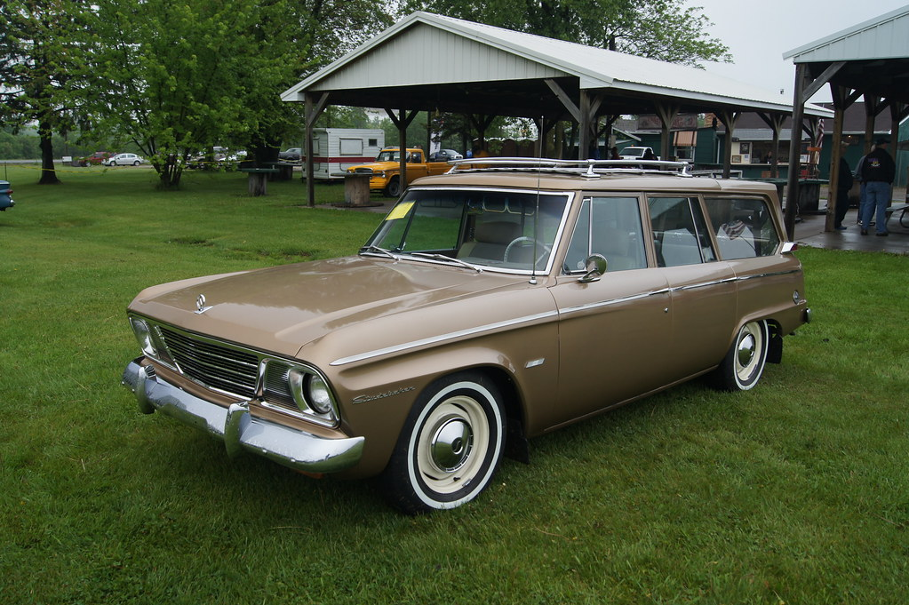 Car Show 2015 >> 1964 Studebaker Commander Wagonaire | North Star Studeb ...