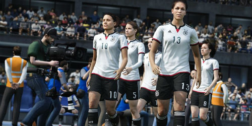 FIFA 16 to feature women's national teams