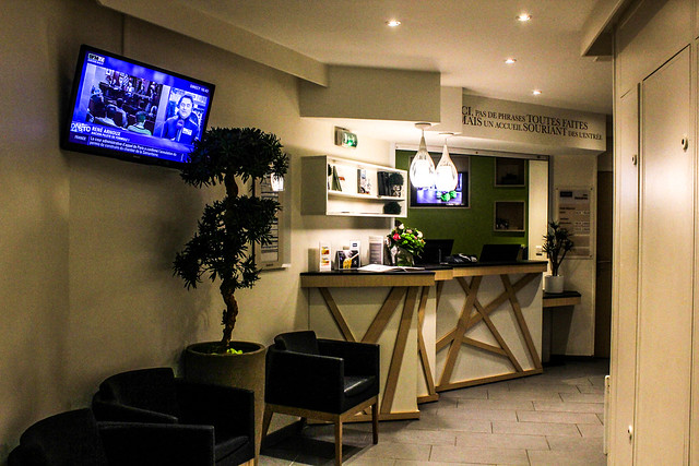 Hotel Kyriad Chambéry Centre Curial de Chambéry, Francia