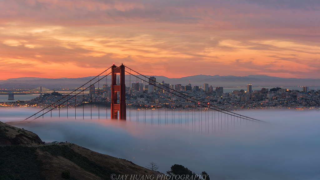 fog city this is one of a few unforgettable moments i