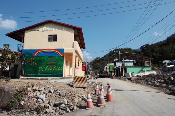 重建中的南沙魯。攝影:鐘聖雄。圖片來源:PNN公視新聞議題中心。