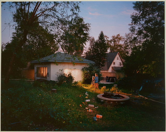 homage to gregory crewdson