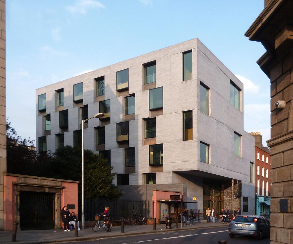 Dormitory Building Design