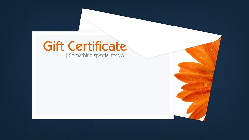 gift certificate voucher free to use under cc please prov flickr