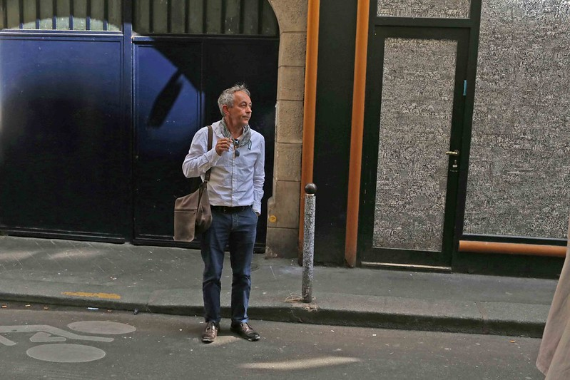 Letter from Paris - The Reluctant Proustian, Marais