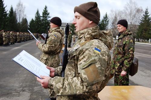 До армії призивають юнаків 1995 року народження