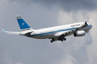 Kuwait Airways Airbus A330-243 cn 1626 F-WWYV // 9K-APA