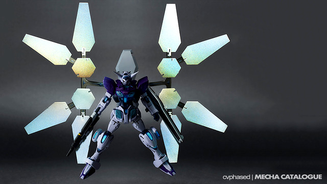Tamashii Web Exclusive - ROBOT Damashii G-Self (Reflector Pack)