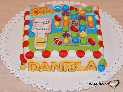 Torte - 98 - Torta Candy Crush