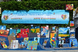 Torre a Mare. Mostra scuole front