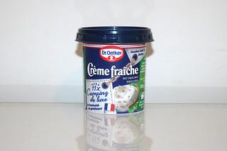 13 - Zutat Creme fraiche / Ingredient creme fraiche